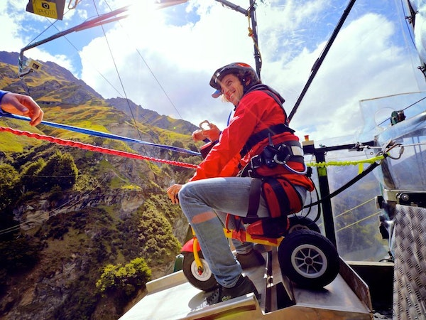 Yonderbound Shotover Canyon Swing
