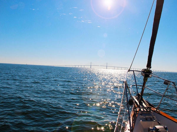 Yonderbound | Wine & Cheese Sailing Tour in Baltimore